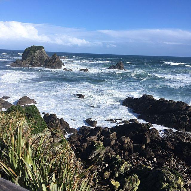 Tauranga Bay, Westport, NZ