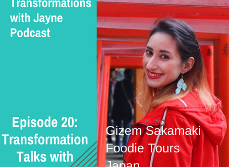 Episode 20: Interview with Gizem Sakamaki