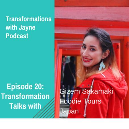 Episode 20: Interview with Gizem Sakamaki