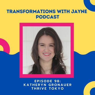 Thriving in Japan with Katheryn Gronauer