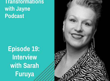 Episode 19: Interview with Sarah Furuya