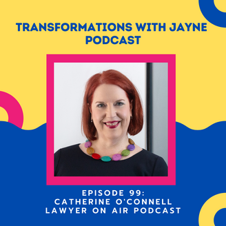 The surprising power of podcasting with Catherine O'Connell