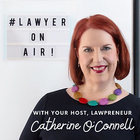 20210216_Catherine O'Connell_Lawyer On A