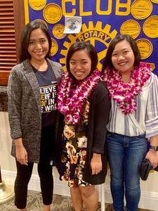 Rotary Millennial Members