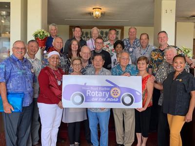 ROTARY Pearl Harbor 12.17.18