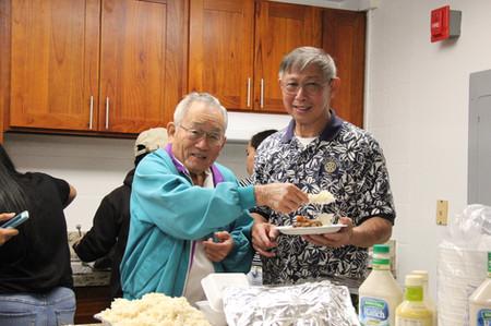 Waipahu Elderly Hall Christmas Celebration