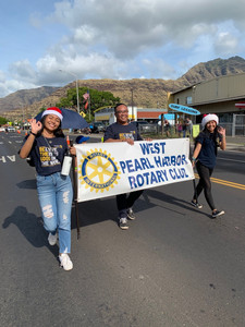 West PH_Waianae Christmas Parade