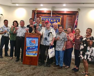 Rotary Group Members