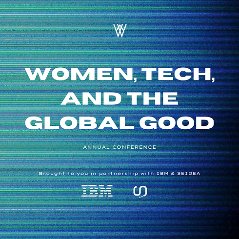 Women, Tech and the Global Good