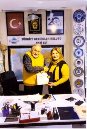 Sayın Hatice Güleç İzmir temsilcimiz oldu. (Kasım 2020)