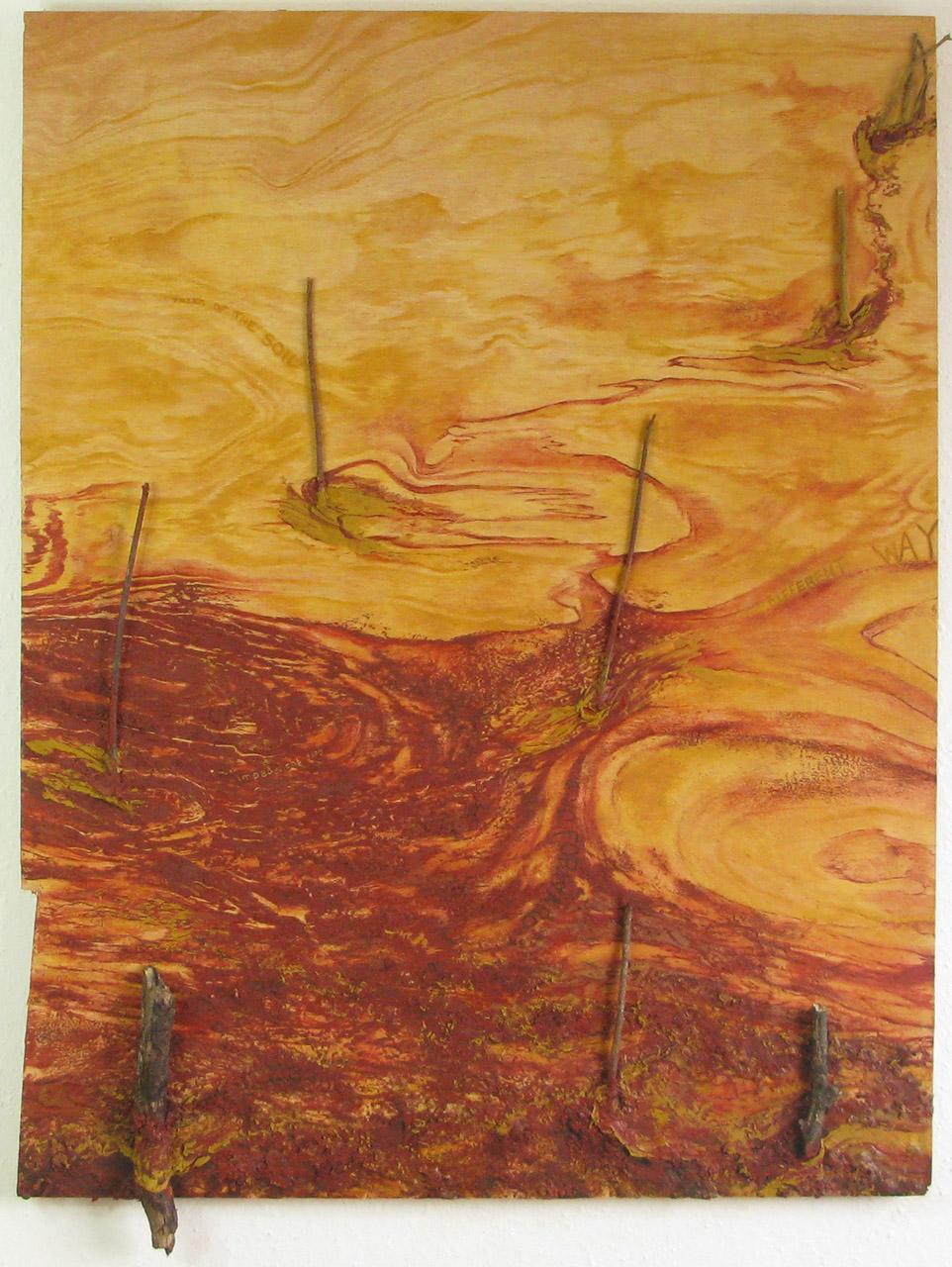 Tiller of the soil.Oxborrow