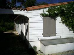Maison à louer pour 10 - Île de Ré