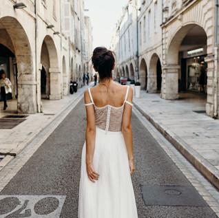 Robe mariée Étoile