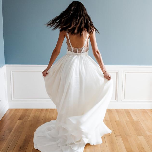 Robe mariée Rivoli