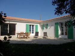 Maison à louer 7 personnes Île de Ré