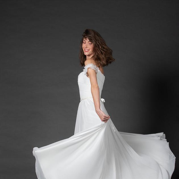 Robe mariée Miromesnil