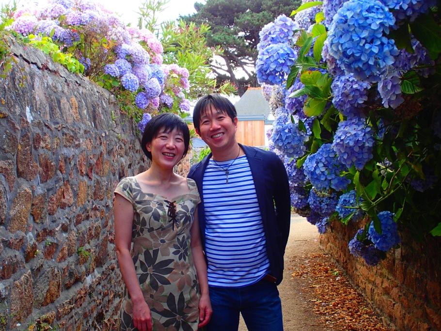 Motoyuki + Haruji