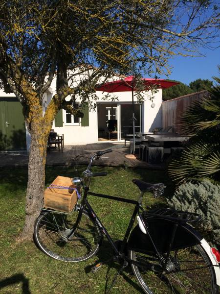 Maison à louer Île de Ré 10 pers