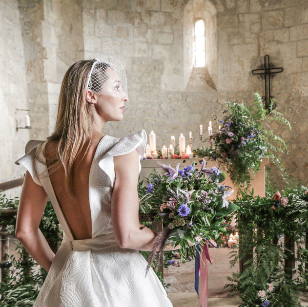 Robe mariée Martina