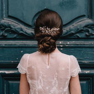 Accessoires mariage Hortense