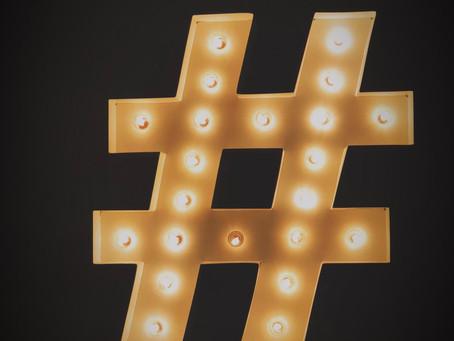 Nos hashtags