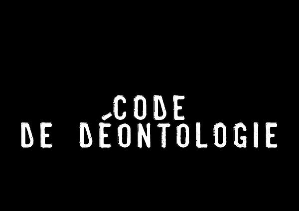Code-de-déontologie-Titre.png