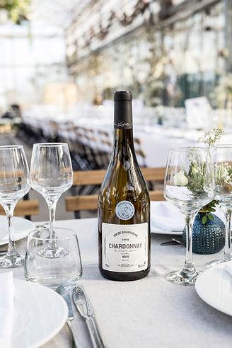 Envie, un Bourgogne blanc 100 % chardonnay de Sébastien Laffitte, sommelier-vigneron.