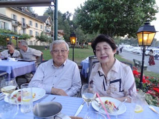 Story of a Japanese Couple in Retirement to travel to all the villages