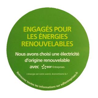 Ecuries du Moulin Moreau  -  Développement durable