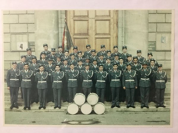 musique municipale de carouge en 1961