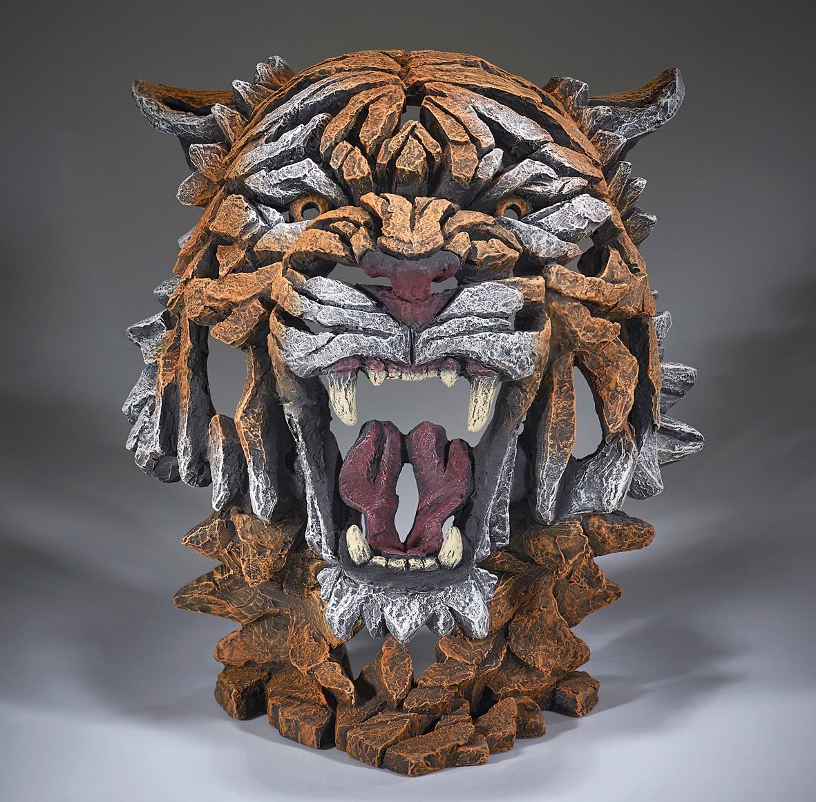 Tiger-Büste (Bengaltiger)