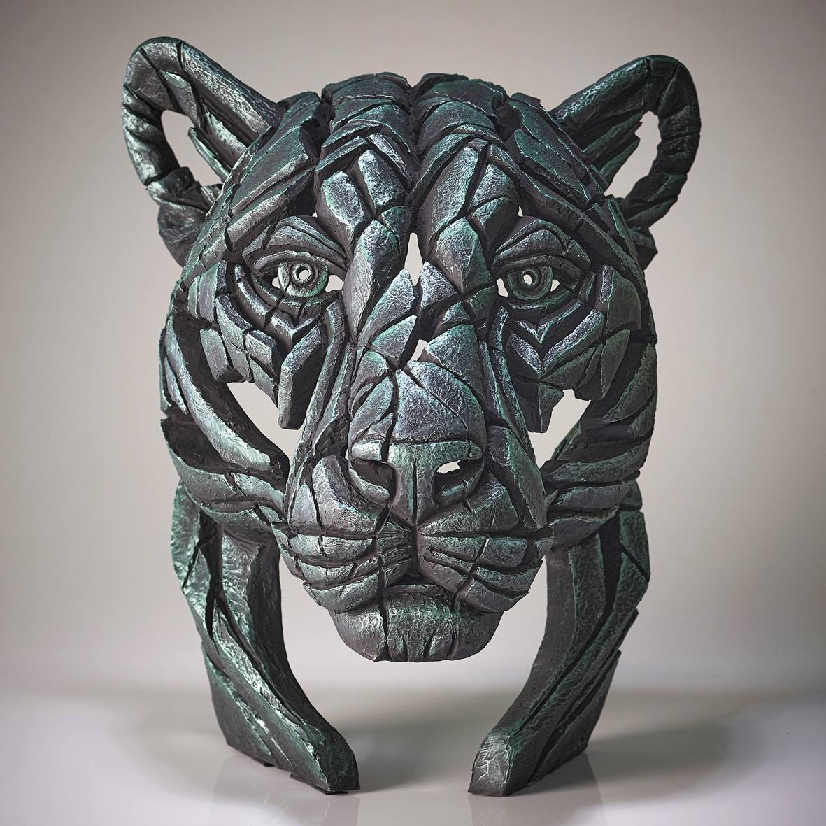 Panther Bust - 'Green Dream' (Green)
