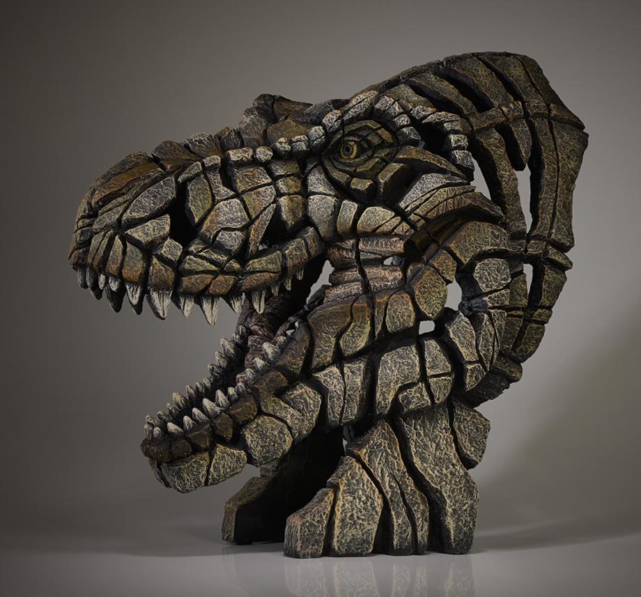 Tyrannosaurus Rex-Büste