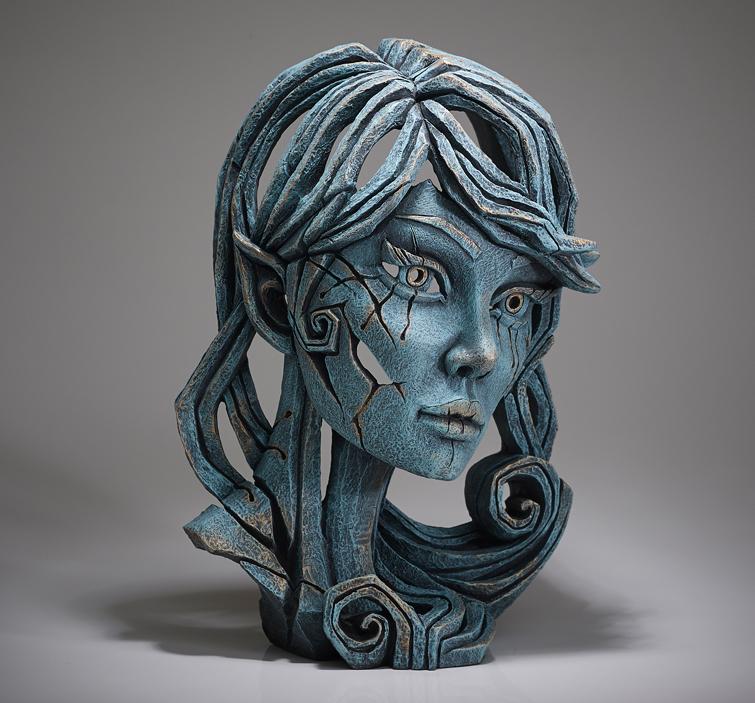 Elf Bust (Aqua)