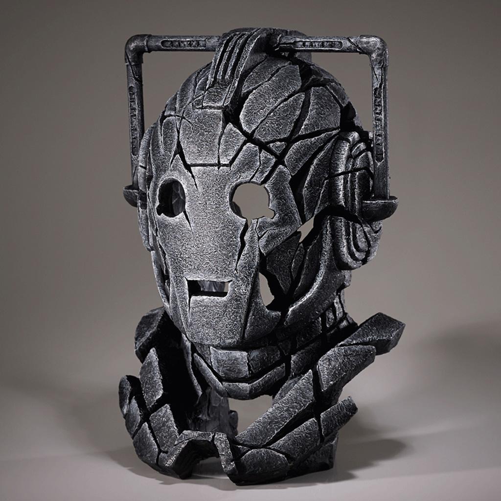 Cyberman Bust