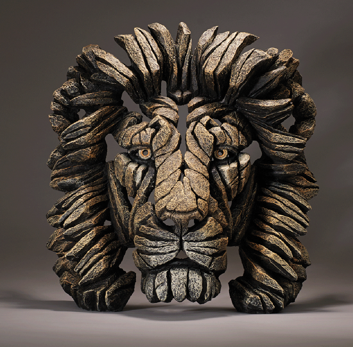 Lion Bust - Savanah