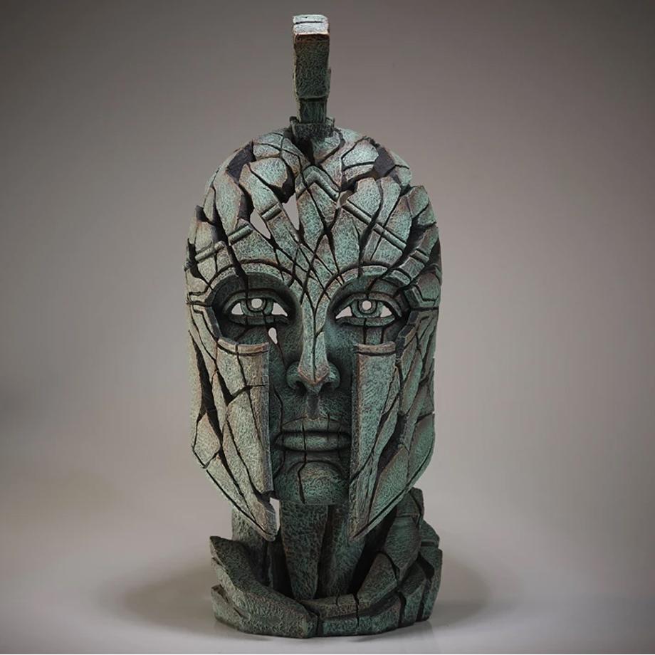 Spartan Bust (Verdi-Gris)