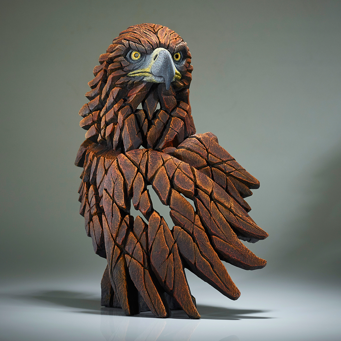 Golden Eagle Bust
