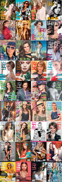 Revista Like Magazine