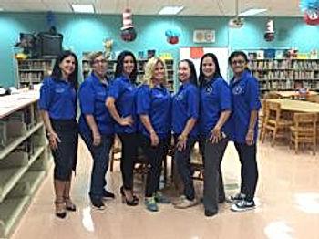 PTA Board Members at WLE