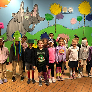 Dr. Seuss Week - Top Cat in the Hat Day