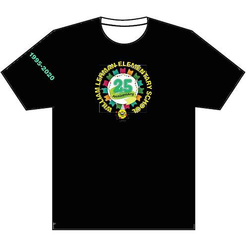 25th Anniversary Commemorative Shirt