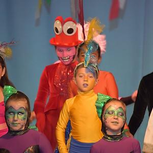 Alberto Carvalho Visits Drama Factory's Little Mermaid Jr. Show