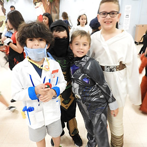 United Way Costume Ball - Pre-K, Kinder and 1st Grade