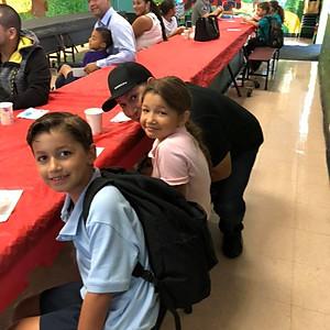 Pre-K, Kindergarten and 1st Grade