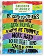 2nd to 5th Grade Agenda