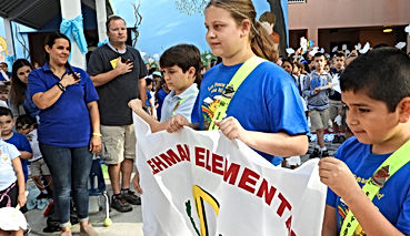 Peace Day at William Lehman Elementary