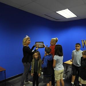 Fifth Grade Award Ceremony 2017-2018