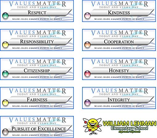 Value Matters Elements