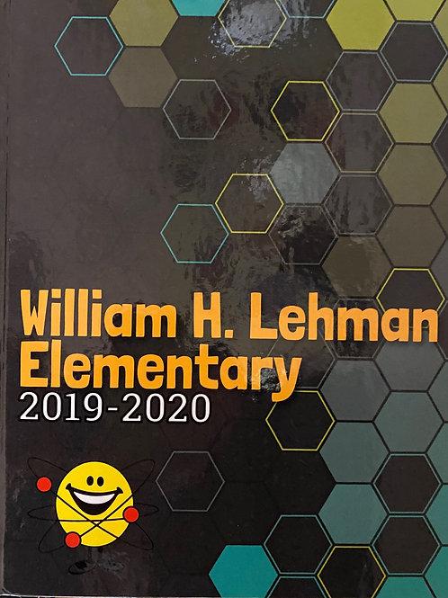 2019-2020 Memory Book (Last Year's Book)